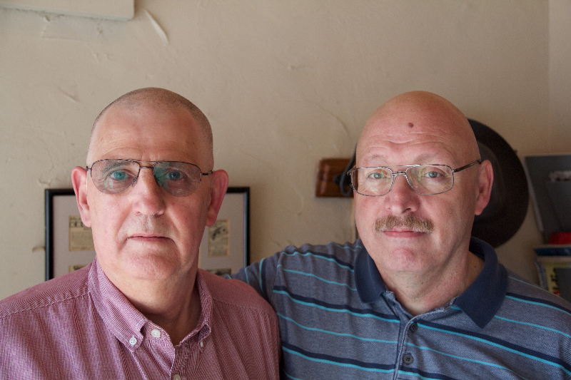 Two baldies